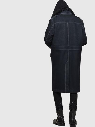 Diesel - W-TIMOTEV, Black - Winter Jackets - Image 2