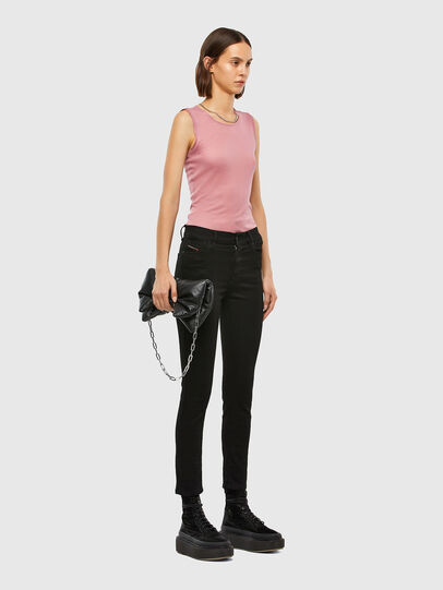 Diesel - T-CHANNY, Pink - Tops - Image 5