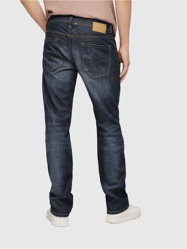 Diesel - Larkee 087AN, Dark Blue - Jeans - Image 2