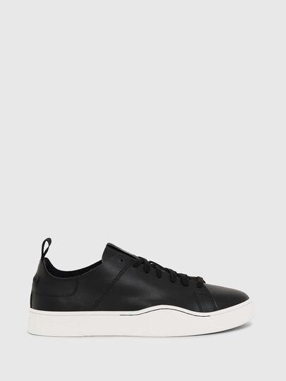 Diesel - S-CLEVER LS, Black - Sneakers - Image 1