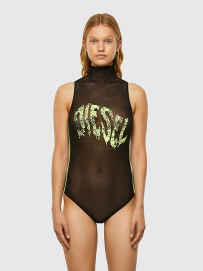 Diesel - UFBY-HEVA-M, Black - Bodysuits - Image 1