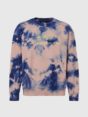 S-BIAY-X10, Pink/Blue - Sweaters