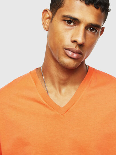 Diesel - T-THEA, Orange - T-Shirts - Image 3