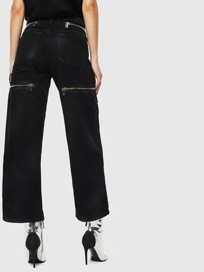 Diesel - Widee 069JA, Black/Dark grey - Jeans - Image 2