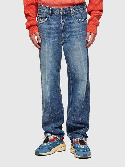 Diesel - D-Macs 09A25, Medium blue - Jeans - Image 1