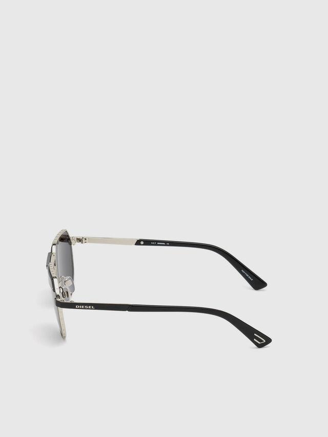 Diesel - DL0260, Black - Eyewear - Image 3