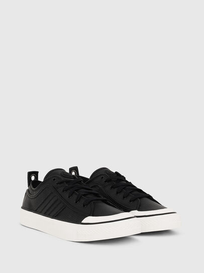 Diesel - S-ASTICO LOW LOGO, Black - Sneakers - Image 2