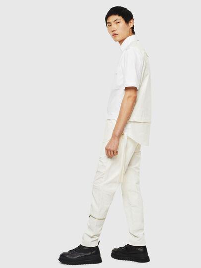 Diesel - S-GIBBS, White - Shirts - Image 7