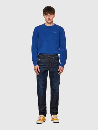 Diesel - D-Fining 09A12, Dark Blue - Jeans - Image 5