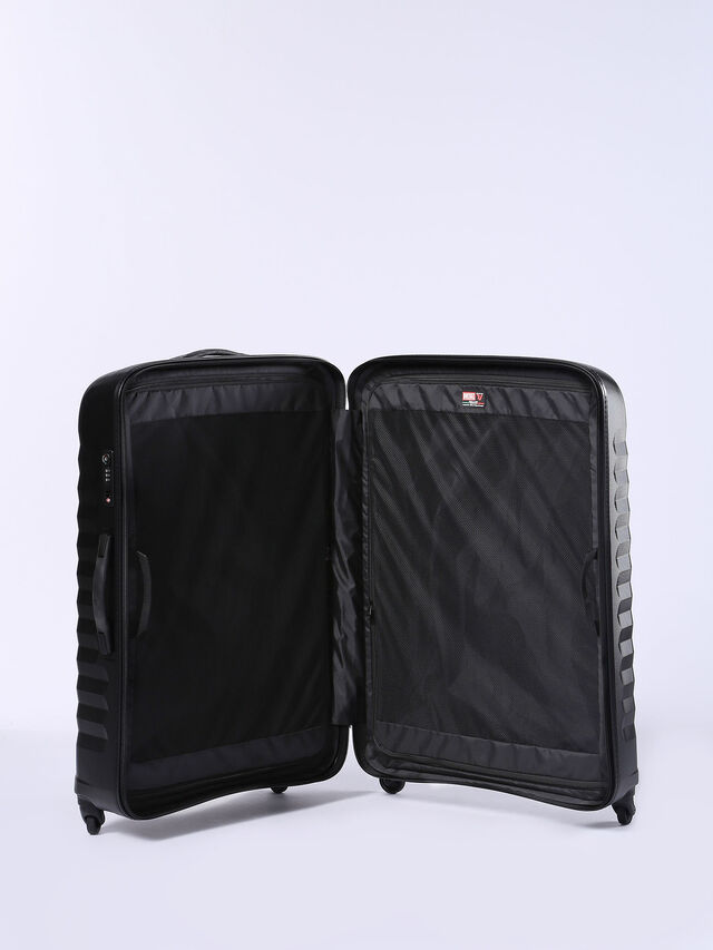 Diesel - MOVE L, Dark grey - Luggage - Image 7