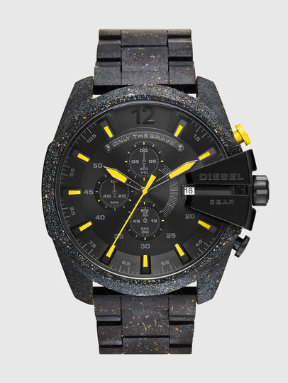Diesel - DZ4539, Black/Yellow - Timeframes - Image 1