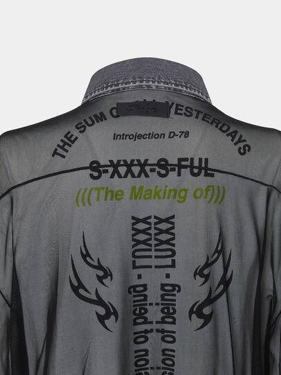 Diesel - C-TULLA, Black - Shirts - Image 4