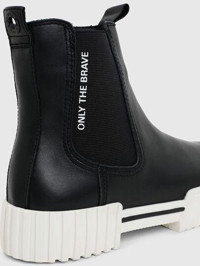 Diesel - H-MERLEY CB, Black - Sneakers - Image 4