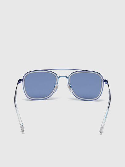 Diesel - DL0320, Blue - Sunglasses - Image 4