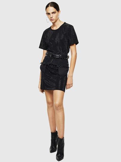 Diesel - D-ARY, Black - Dresses - Image 6