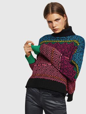 M-CV-NORV, Multicolor - Knitwear