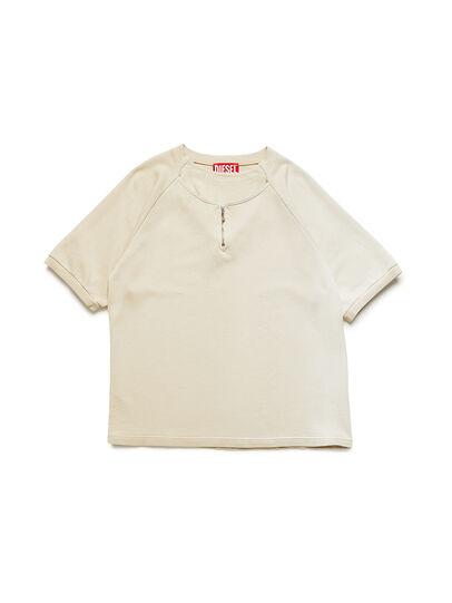 Diesel - GR02-T301, White - T-Shirts - Image 1