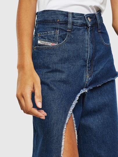 Diesel - D-Izzier 0LAXA, Dark Blue - Jeans - Image 3