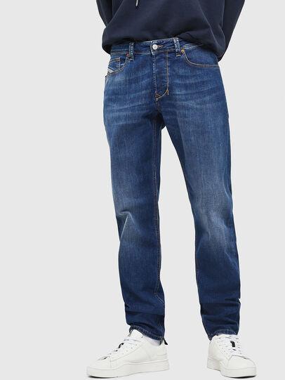 Diesel - Larkee-Beex 082AZ, Dark Blue - Jeans - Image 1