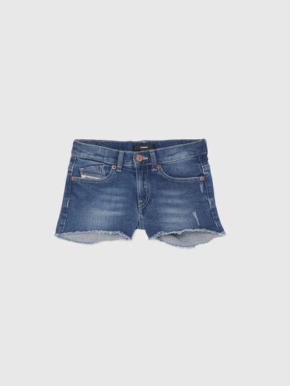 Diesel - PRIFTY, Medium blue - Shorts - Image 1