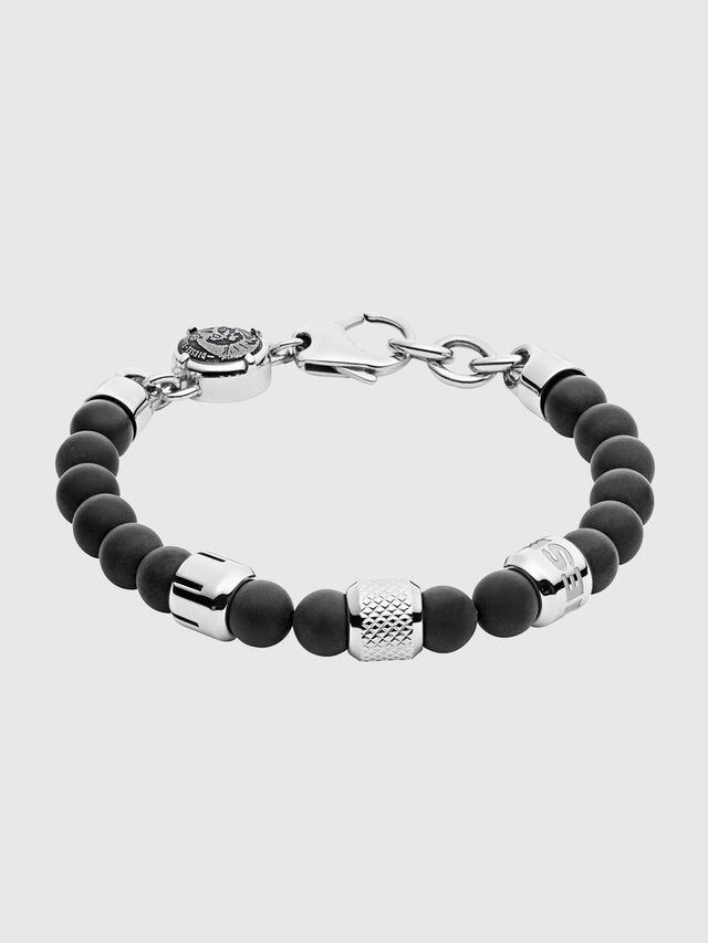 Diesel BRACELET DX1023, Black - Bracelets - Image 1