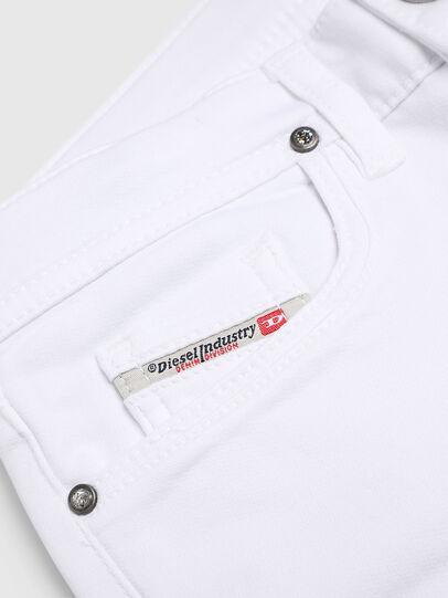 Diesel - LOWLEEH-J JOGGJEANS-N, White - Jeans - Image 3