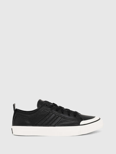 Diesel - S-ASTICO LOW LOGO, Black - Sneakers - Image 1