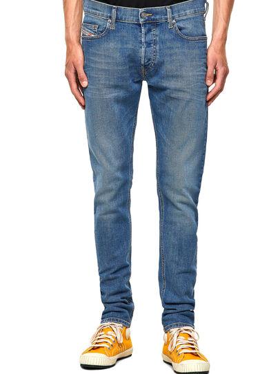 Diesel - D-Luster 009ZR, Light Blue - Jeans - Image 1