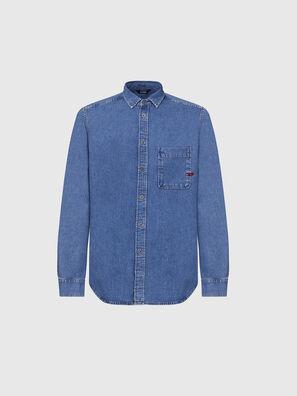 D-BILLY, Medium blue - Denim Shirts