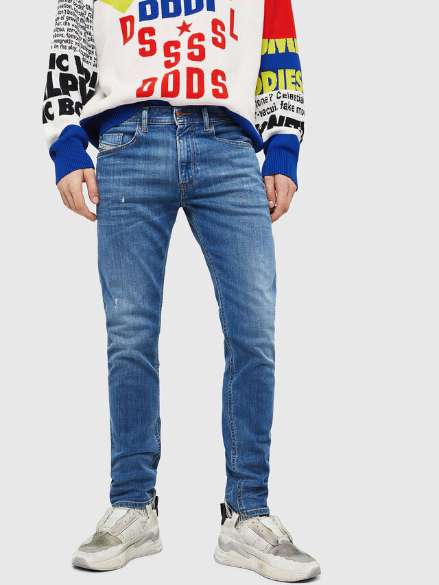 Diesel - Thommer 083AX, Light Blue - Jeans - Image 1