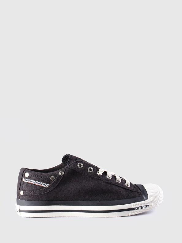 EXPOSURE LOW W, Black - Sneakers
