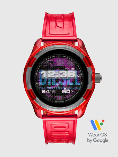 Diesel - DT2019, Red - Smartwatches - Image 6