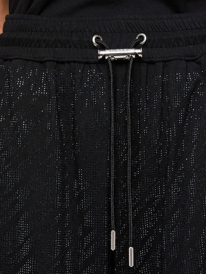 Diesel - P-STRASS-F, Black - Pants - Image 3