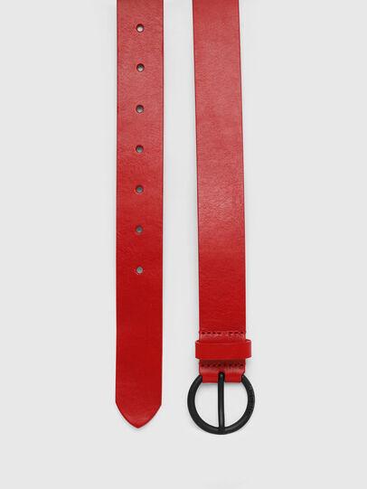Diesel - B-RING, Fire Red - Belts - Image 3