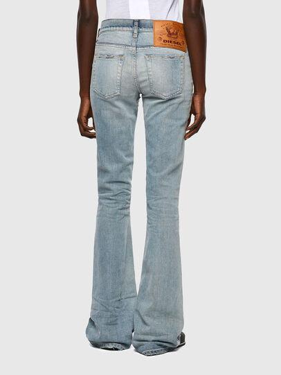 Diesel - D-Ebbey 09A04, Light Blue - Jeans - Image 2