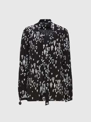 C-DUANE, Black - Shirts