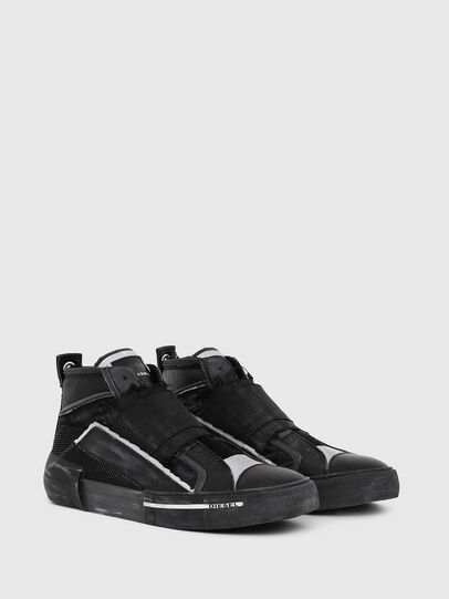 Diesel - S-DESE DEC, Black - Sneakers - Image 2