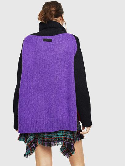 Diesel - M-PERSIA, Black - Knitwear - Image 2