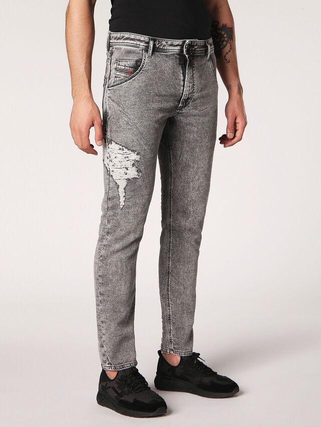 KROOLEY-T JOGGJEANS 0689D, Grey Jeans
