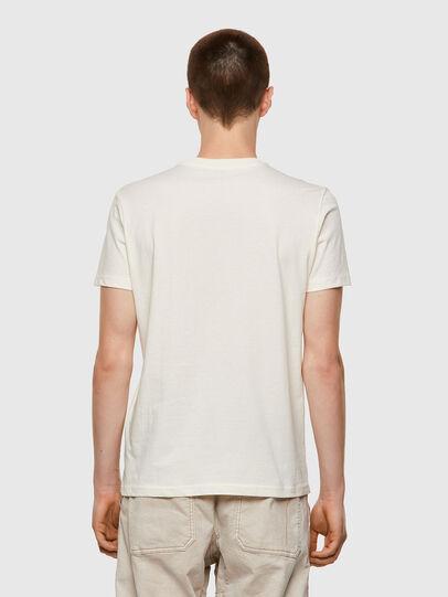 Diesel - T-DIEGOS-B6, White - T-Shirts - Image 2