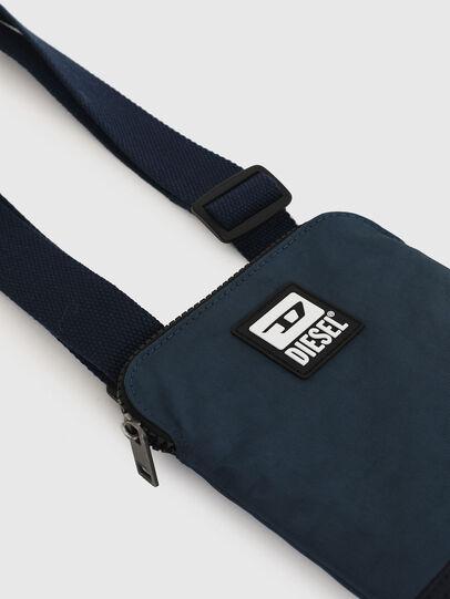 Diesel - VYGA, Blue - Crossbody Bags - Image 5