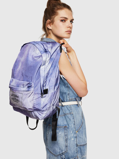 Diesel - BAPAK, Lilac - Backpacks - Image 8