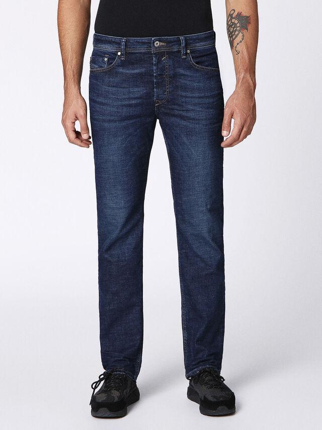 Diesel - Waykee 084NL, Dark Blue - Jeans - Image 1