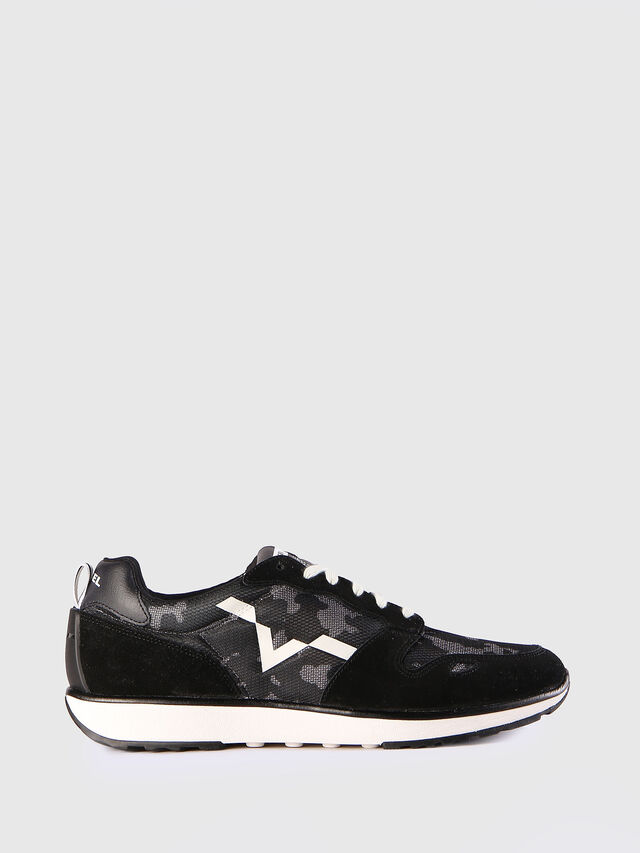 Diesel RV, Black - Sneakers - Image 1
