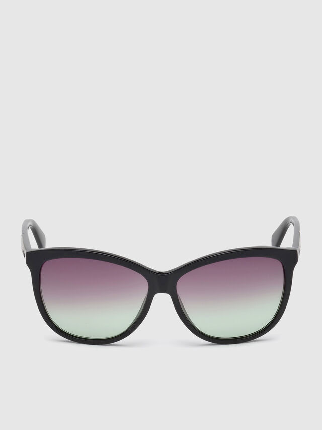 Diesel - DL0221, Black - Eyewear - Image 1