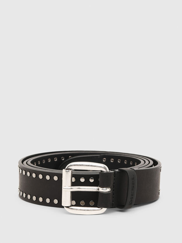 B-LUGY, Black - Belts