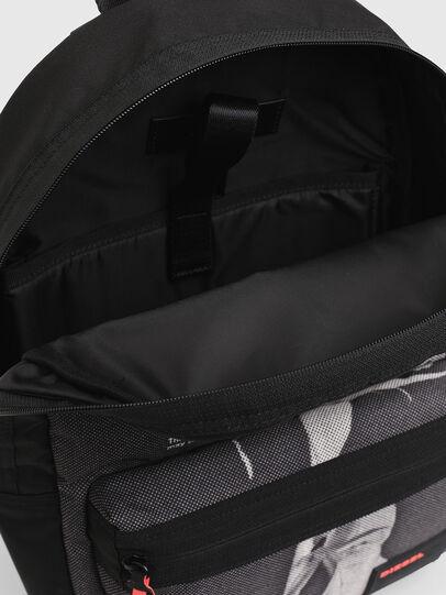 Diesel - MIRANO FL, Black/Grey - Backpacks - Image 4