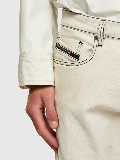 Diesel - D-Strukt 09A52, White - Jeans - Image 4