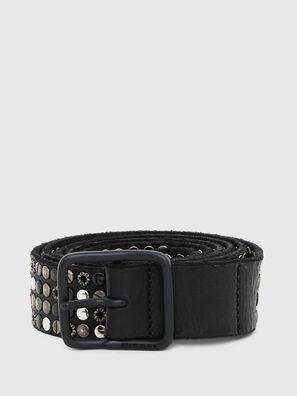 B-GIO, Black - Belts