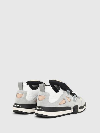 Diesel - H-PADOLA SL W, Grey/White - Sneakers - Image 3